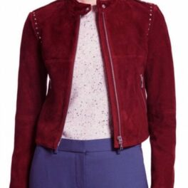 Womens Suede Jackets