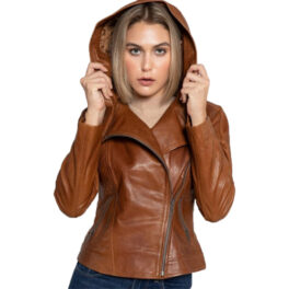 Womens Hooded Jackets